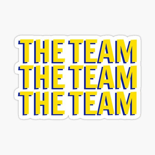 Michigan - The Team Sticker