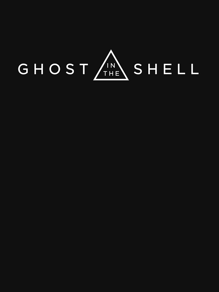 Ghost In The Shell Logo by lonewolfsix