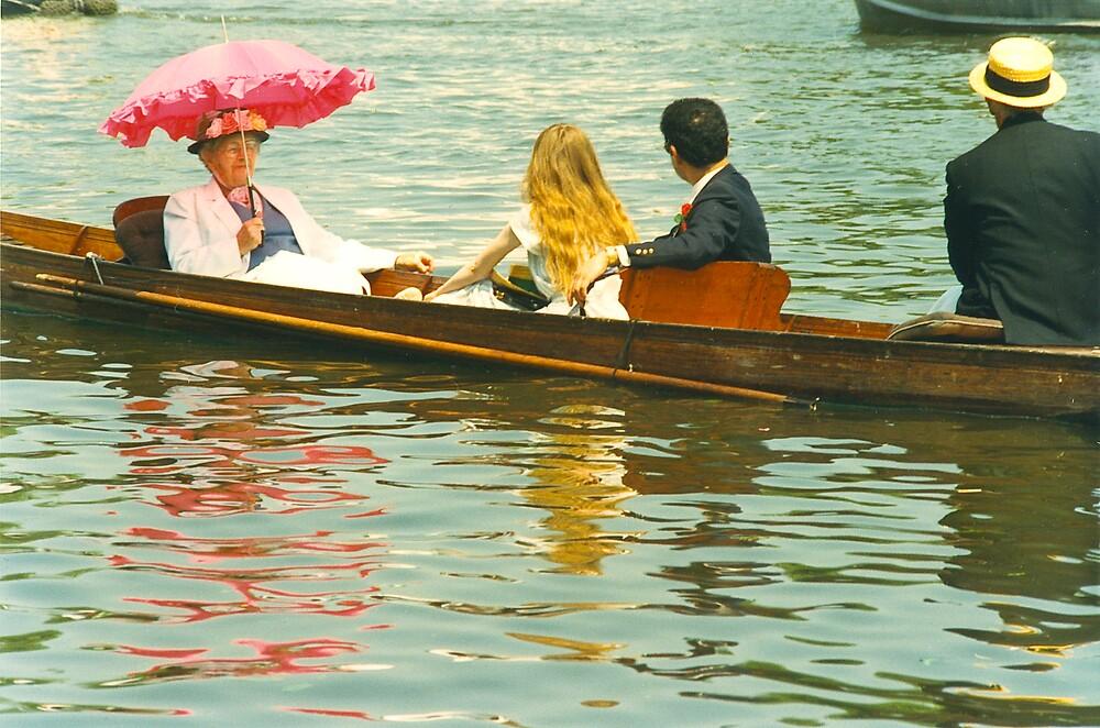 Henley on Thames by Roslyn Slater