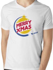 Burger Xmas T-Shirt