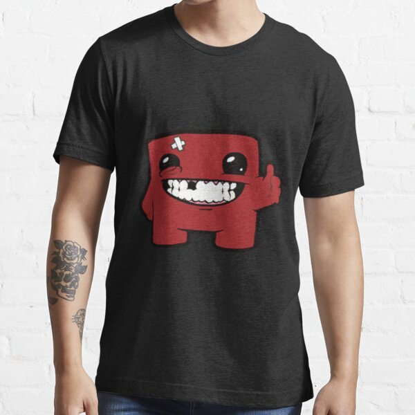 SuperMeatBoyThumbUp Essential T-Shirt