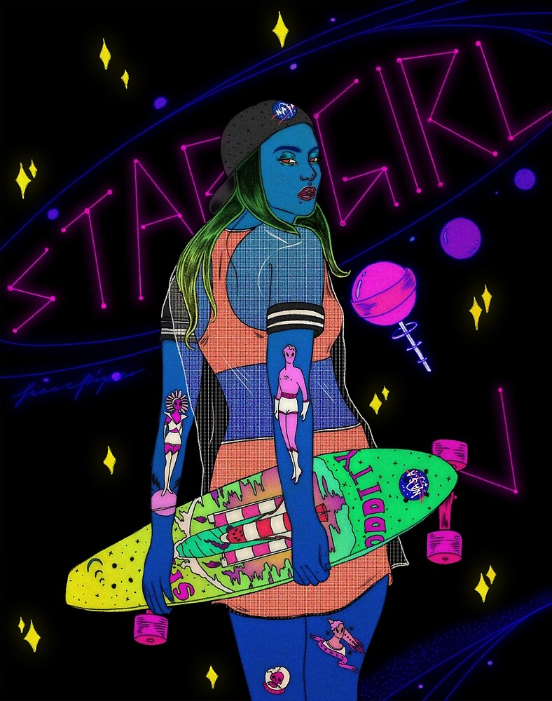 Stargirl by Rock The Paper
