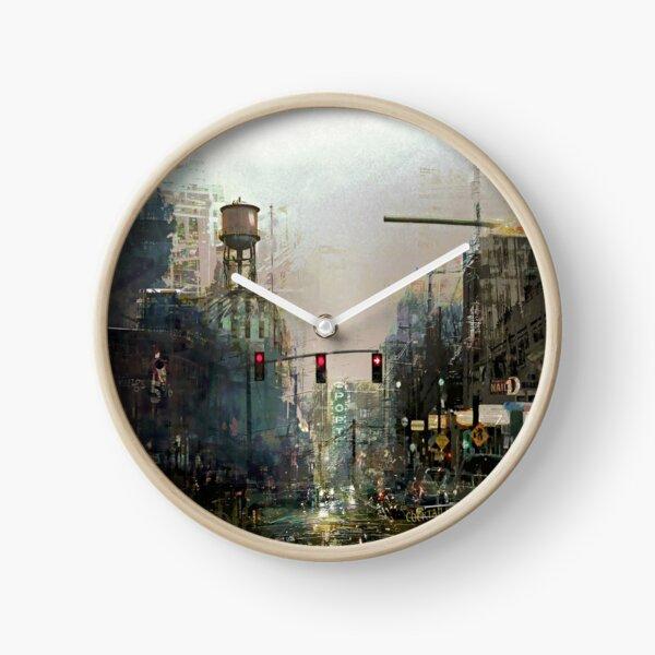 Boulevard of Dreams Clock
