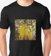 Golden shower tree Unisex T-Shirt