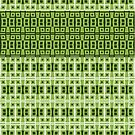 Beautiful Artistic Green Design by Joy Watson