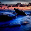 Idle Rock by Garry Schlatter