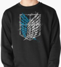 Attack on Titan - Survey Corps Splatter Pullover