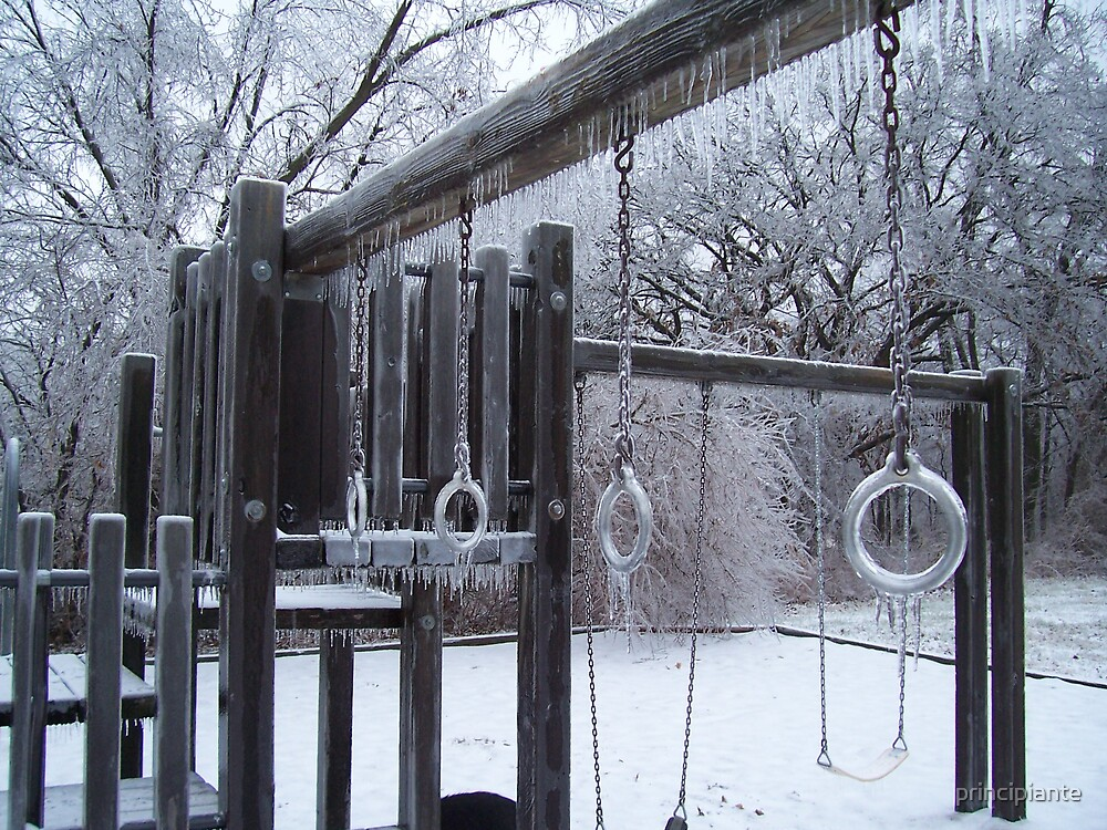 On a Cold Winter Day by principiante