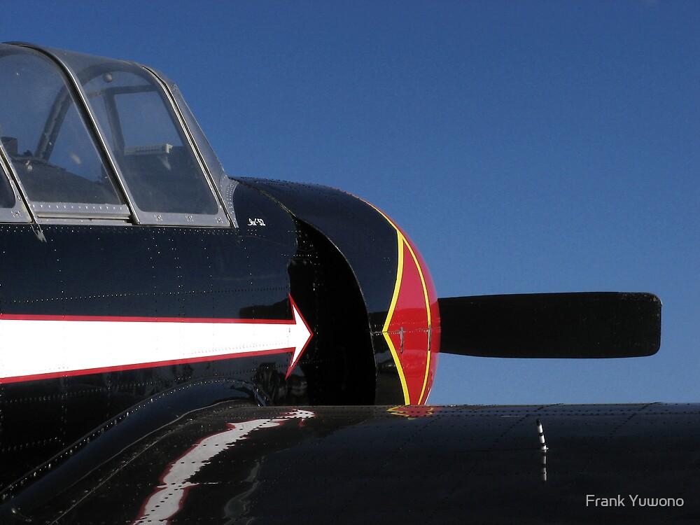 Black Yak by Frank Yuwono