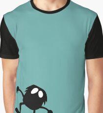 BadaBada - I is for Icky Graphic T-Shirt