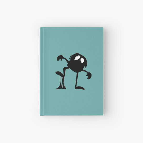 BadaBada - I is for Icky Hardcover Journal