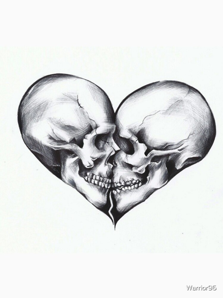 Skull love by Warrior96