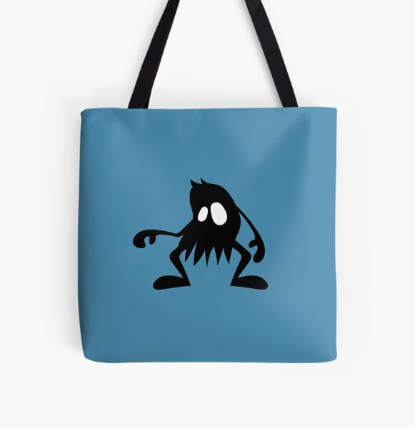 BadaBada - O is for Old All Over Print Tote Bag
