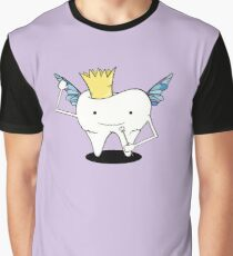 Tooth Series - Guess Who? Tooth Fairy Graphic T-Shirt