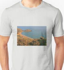 Worbarrow Bay and Tout T-Shirt