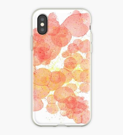 Paint Bubbles iPhone Case