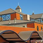 Dolphin Quay Roof by kalaryder