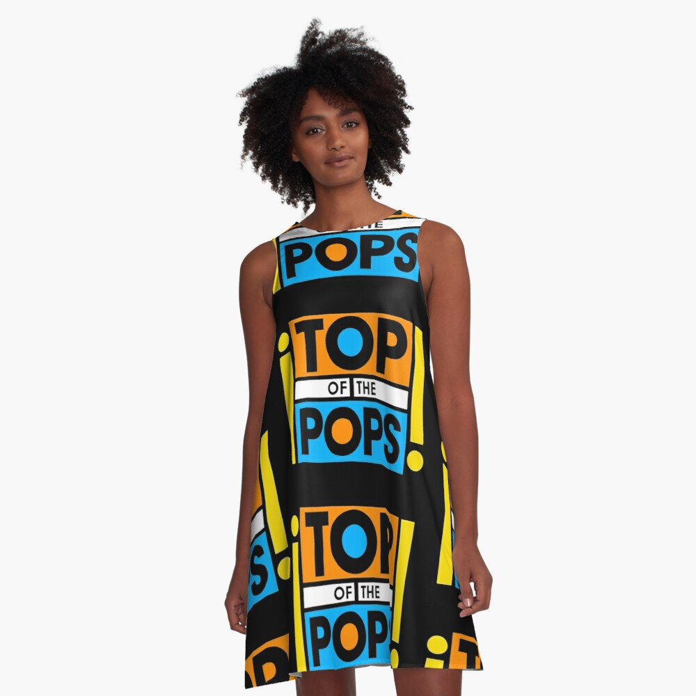 NDVH Top of the Pops - 1998-2003 A-Line Dress