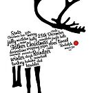 Rudolph Typography by byway