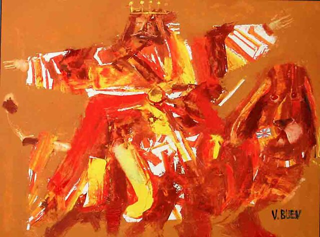 King by Valeriu Buev