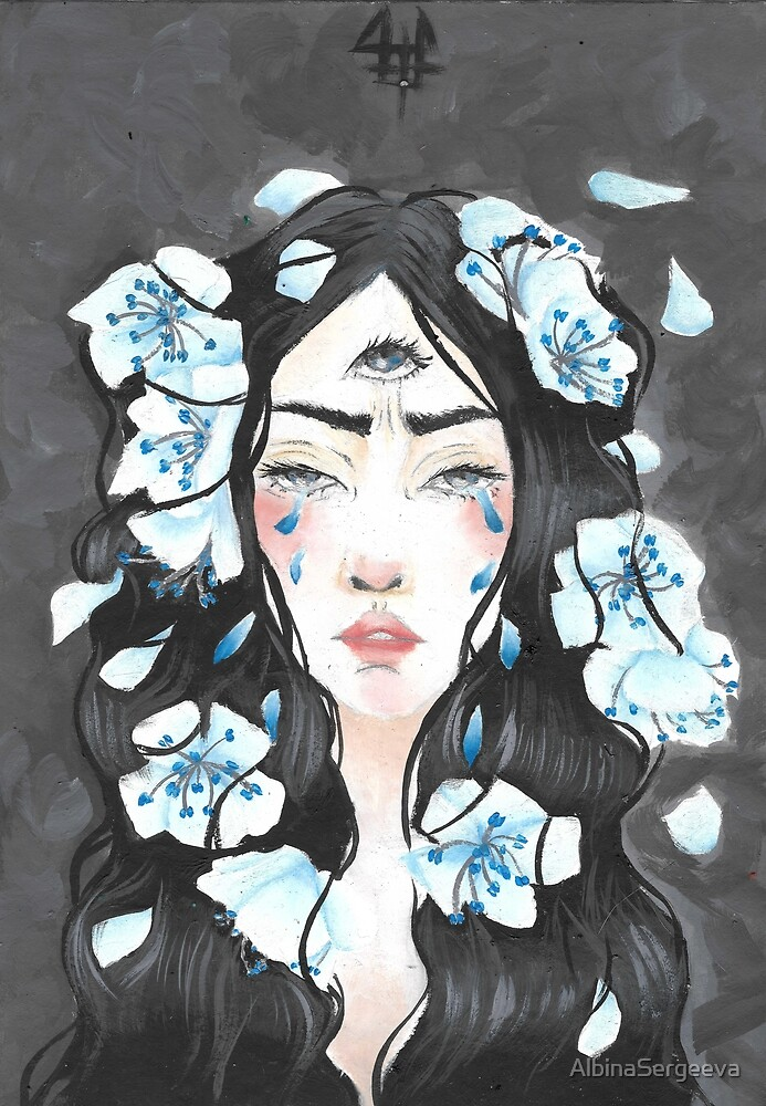 Higher love by AlbinaSergeeva