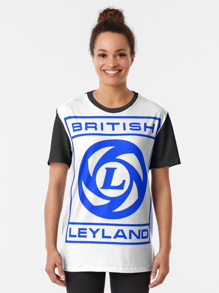 Alternate view of NDVH British Leyland Graphic T-Shirt