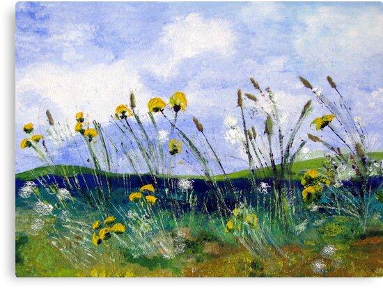 Summer by Elizabeth Kendall