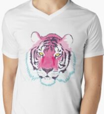 ELECTIGRE Men's V-Neck T-Shirt