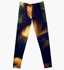 The Mona Lisa Leggings