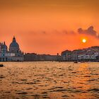 Venetian Sunset by vivsworld