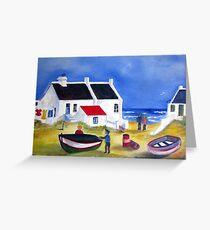Waenhuiskrans / Arniston- South Africa Greeting Card
