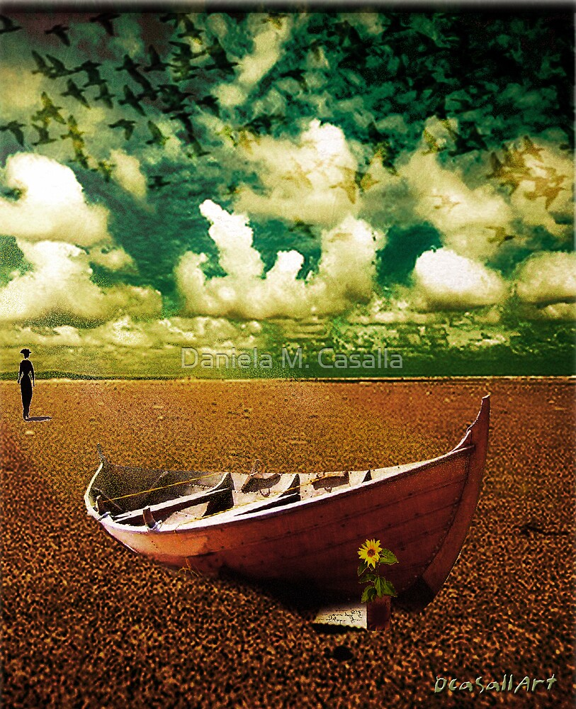 Farewell... by Daniela M. Casalla