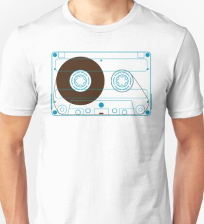 NDVH Audio Cassette Tape T-Shirt