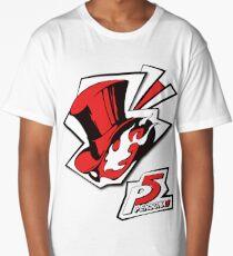 Persona 5 - Logo Long T-Shirt