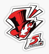 Persona 5 - Logo Sticker