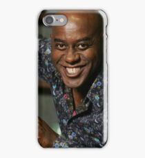 Ainsley Harriott iPhone Case/Skin