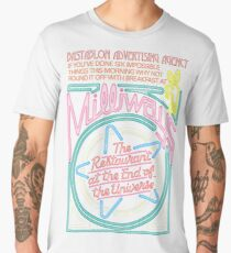 Milliways - the Restaurant at the End of the Universe Men's Premium T-Shirt