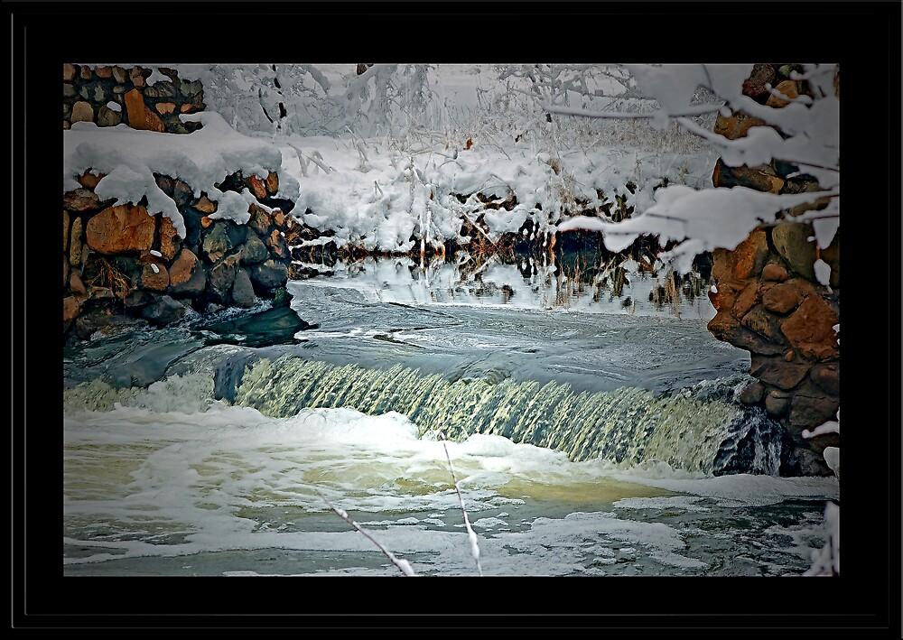 River runs through it by Christina Martin