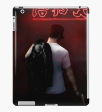 Jack Cole 2 - Poster 1 iPad Case/Skin