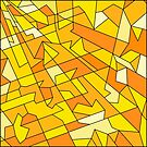 Sunlight Geometric Abstraction by camzhu