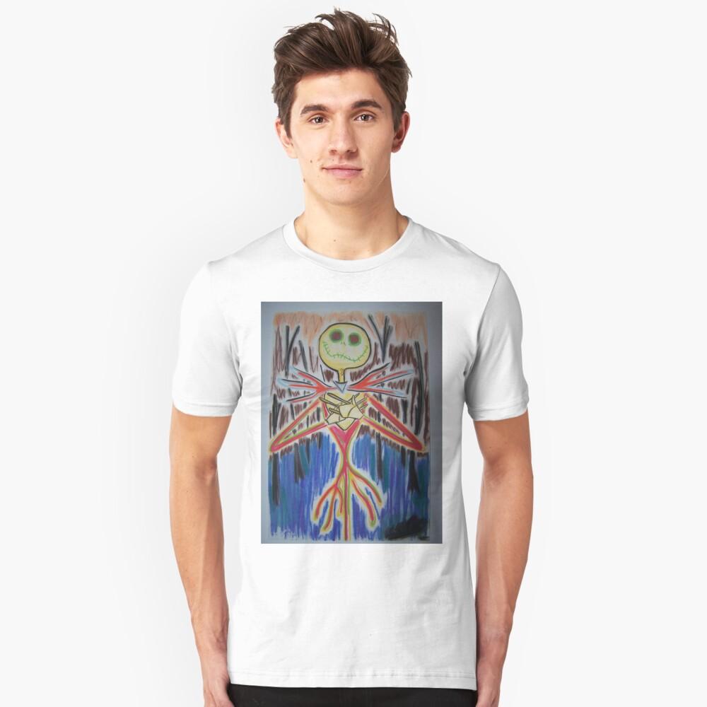 Skeleton Unisex T-Shirt Front