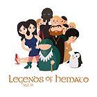 «Legends of Hemato Vol.III» de medibu