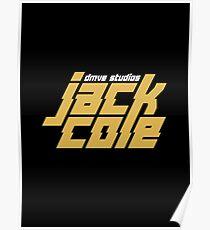Jack Cole-Shirt 1 Poster