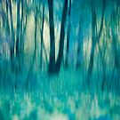 Whispers in The Trees by sandra arduini