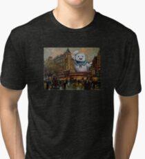 Night on the Town Tri-blend T-Shirt