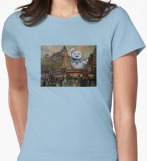 Night on the Town Womens Fitted T-Shirt