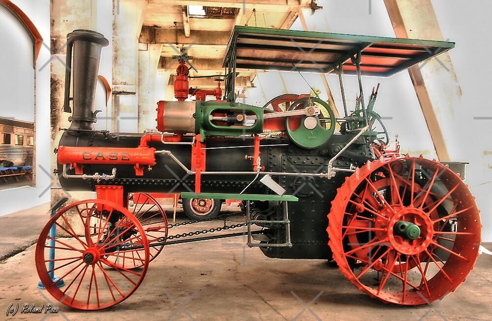 Steam Powered by photorolandi