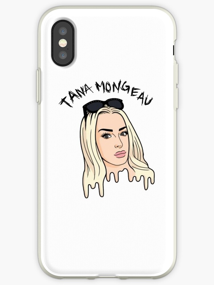 the latest 1b16e f1ea9 'Tana Mongeau Merchandise' iPhone Case by sparksflyhigh