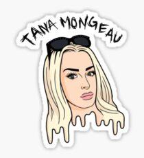 Tana Mongeau Merchandise Sticker