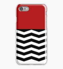 Twin Peaks - Red Room iPhone Case/Skin